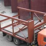 Подставка транспортера